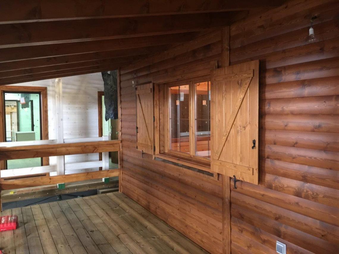 Durconex construcci n de casas de madera - Ver casas de madera ...